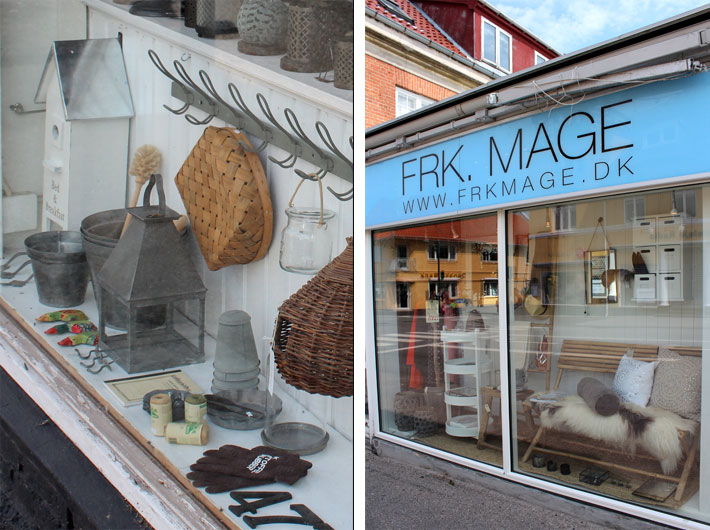 Amalie loves Denmark, Frk. Mage, Gilleleje, Dänemark