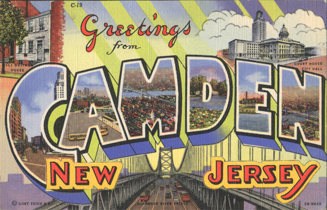 Ants Grasshoppers Photos Camden Nj Then And Now