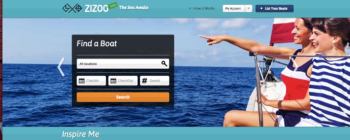 Boat Rental Startup Zizooboats Sets Sail