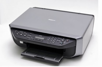 download Canon PIXMA MX308 Inkjet printer's driver
