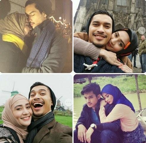Ucapan Hari Lahir Paling Romantis Wawa Zainal Buat Aeril Zafril, info, terkini, hiburan, sensasi, Aeril Zafrel, Wawa Zainal