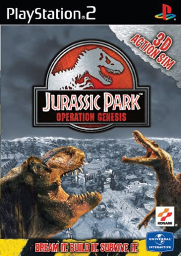 jurassic park operation genesis pornichet meanings