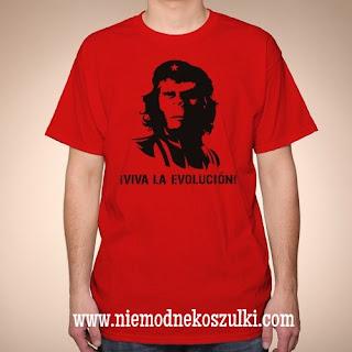 koszulka viva la evolucion