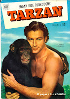 TARZAN NA TERRA SELVAGEM - 1951