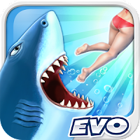 Hungry Shark Evolution v2.2.6 Apk + data [Unlimited Money]