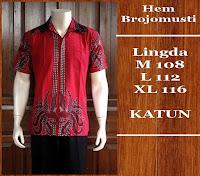 Kemeja Batik BP 5786