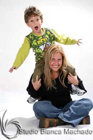 foto profissional infantil