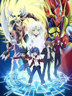 CardFight Vanguard Asia Circuit Hen Episódio 20