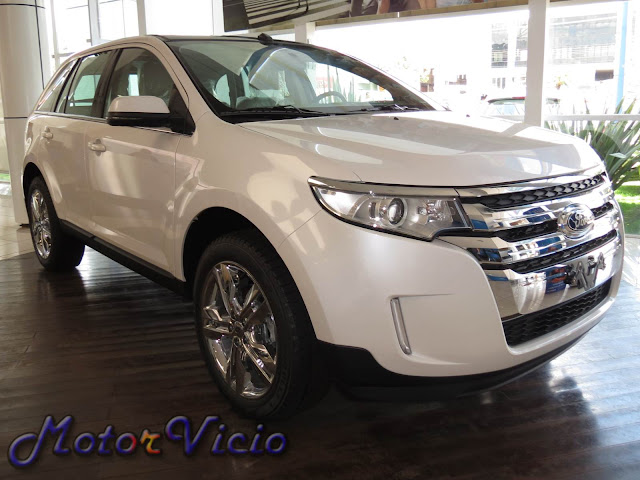 Ford Edge 2013 Limited Branco Perolizado