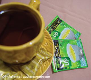 Up Green Tea Up My Life