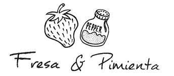 fresa & pimienta