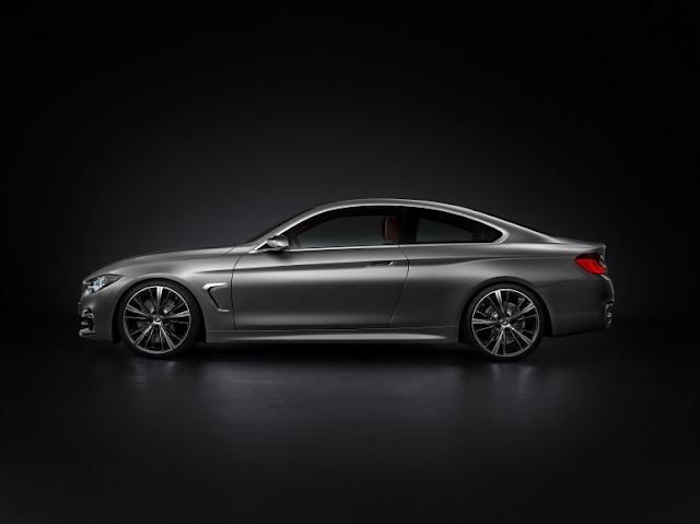 BMW 4 Series Coupe 2013