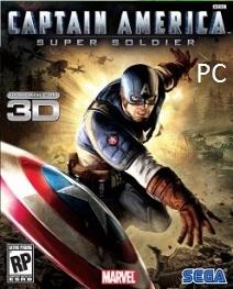 CaptainAmericaSuperSoldier Capitão América Super Soldier [PC] Contertido do Wii