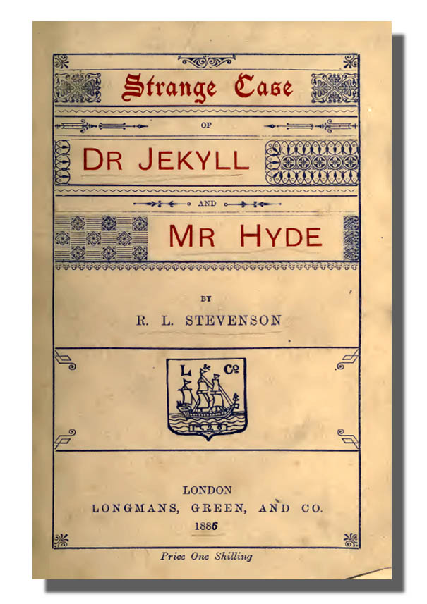 dr jekyll and mr hyde book review Strange case of dr jekyll and mr hyde is a gothic novella by scottish author robert louis stevenson, first published in 1886 the work is also known as the strange case of dr jekyll and mr hyde , dr jekyll and mr hyde , or simply jekyll & hyde  [1].