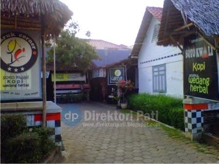 Cafe Kopi Cakruk Corner Pati