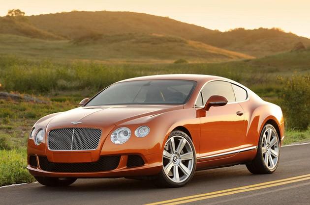 Car Gallery Bentley Continental Gt