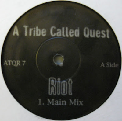 A Tribe Called Quest – Riot (VLS) (1998) (192 kbps)