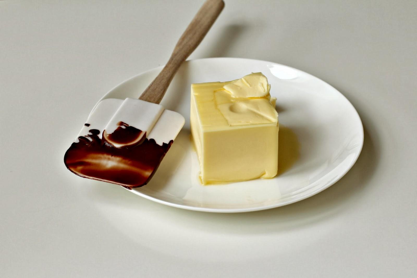 Chocolate Espresso Cake With Caffe Latte Cream