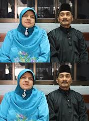 Mak dan Abah ♥