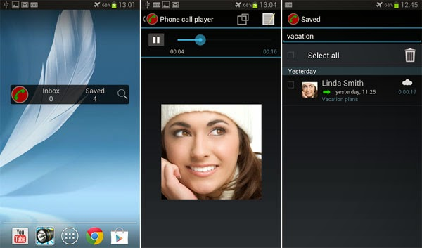 Powerful Call Recording Android Apps