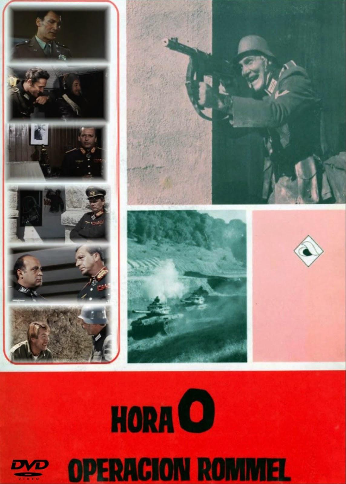 Hora Cero: Operación Rommel (1968)
