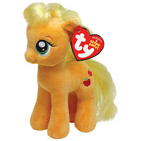 "Applejack 8"" Ty Plush"