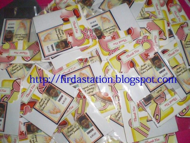 Firda Station: Mini fridge magnet