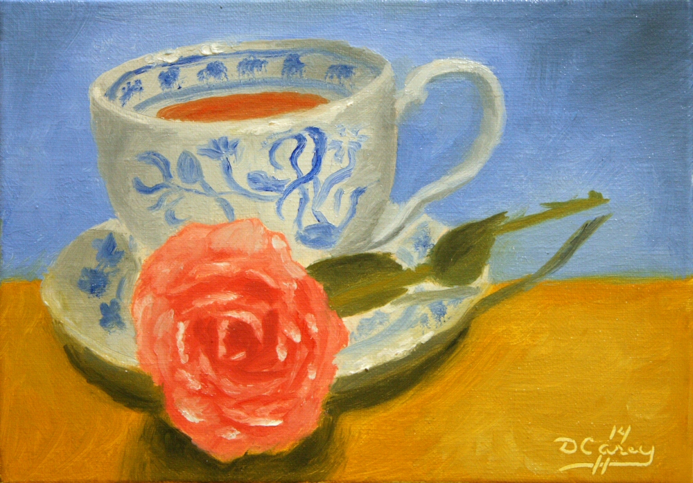140916 - Tea Rose 001a 5x7 oil on linen panel - Dave Casey - TheDailyPainter.jpg