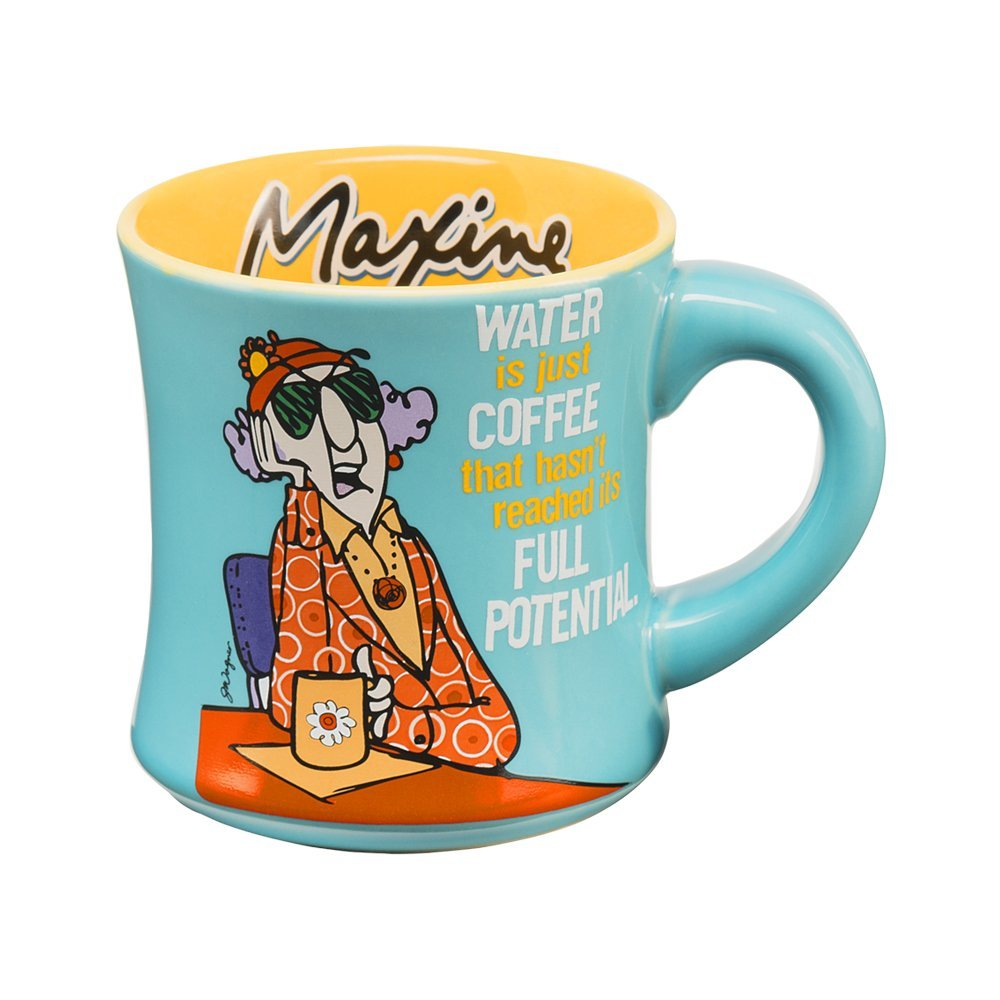 Funny coffee mugs and mugs with quotes novelty maxine coffee mug for her - Funny coffee thermos ...