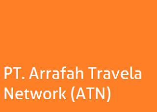 Logo PT. Arrafah Travela Network (ATN)
