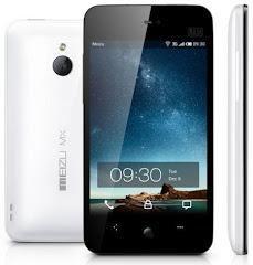 5 Ponsel Android Terbaik 2012 Meizu MX