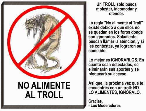 Resultado de imagen de trolls de internet tumblr español