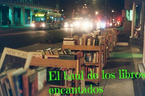 El baúl de los libros encantados