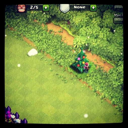 I Do Believe In Elves I Want A Xmas Tree On Coc