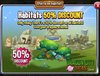 Ofertas de Habitats - Novidade!