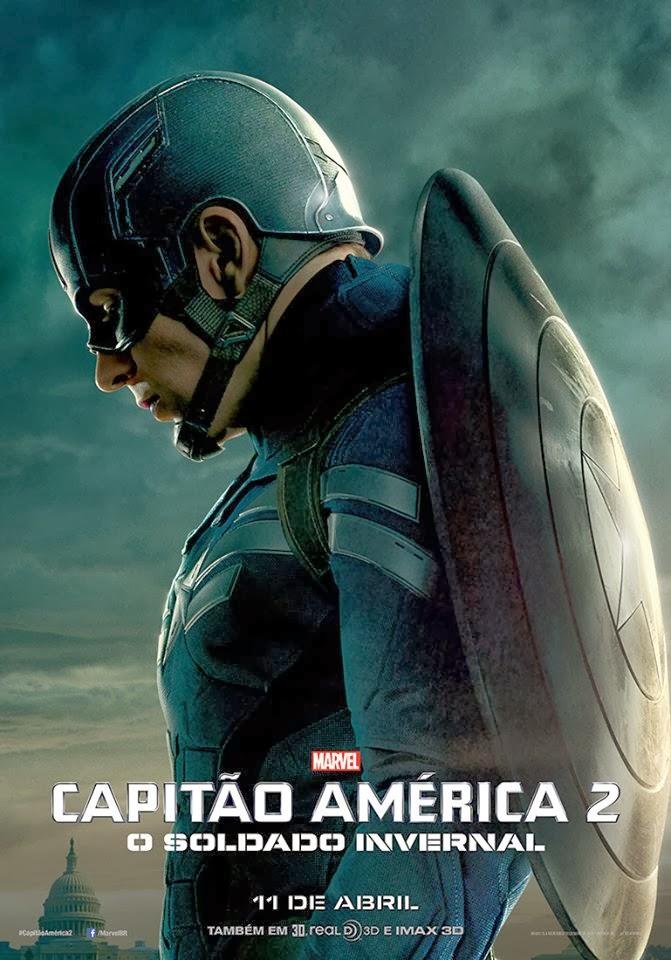 Assistir Capitão América 2 – O Soldado Invernal Dublado HD 1080P
