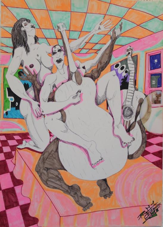 Orgia flamenca 7-7-91