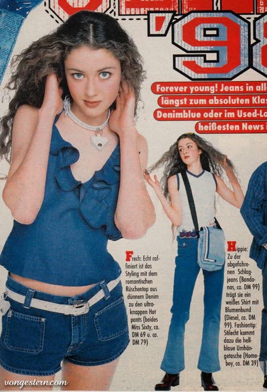 Vongestern blog modekn ller der 90er jahre teil 2 1998 for 90er mode kaufen