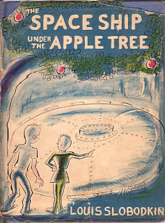 space ship under the apple tree, slobodkin