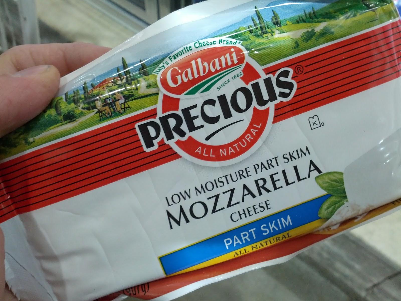 costco mozzarella cheese