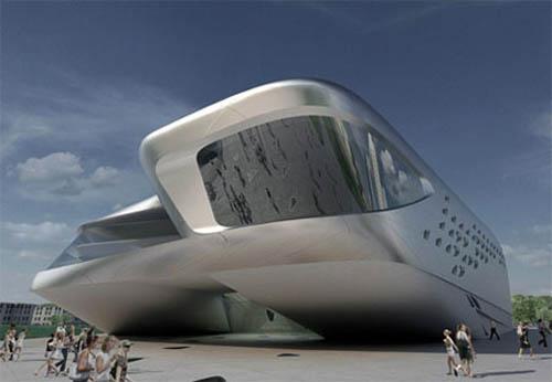 Future Design Architecture : farzaneh sadeghi: Architecture