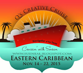Q's Creative Cruise - Nov 2015