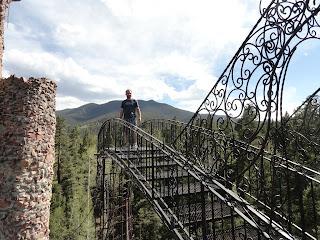Bishop Castle, Bishops Castle, Free Colorado attractions, tower of terror, daredevil, free things to do in colorado
