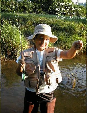 Fish b4u fly teach kids to fly fish or just get out of for Fly fishing near me