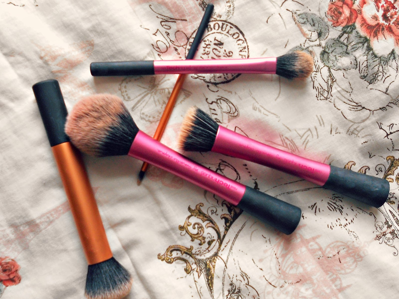 Top 5 Real Technique Brushes