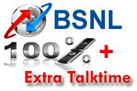 BSNL AP & Telangana States Full/Extra Talk Value Offer