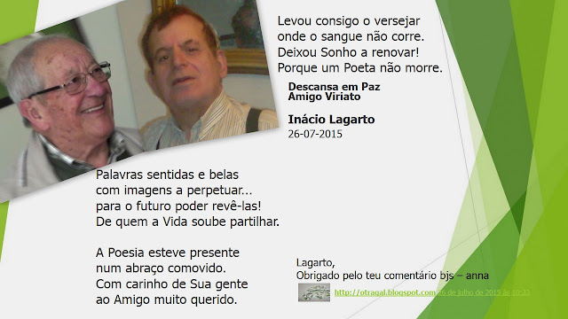 Poetas de Setúbal - Portugal