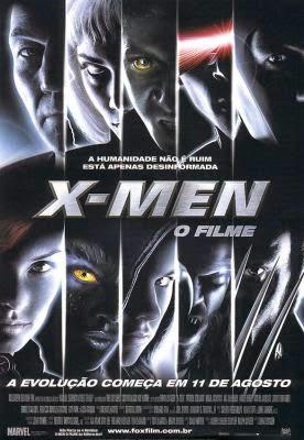 X-Men: O Filme  BDRip 720p Dublado