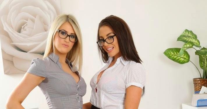 pantyhosed secretaries