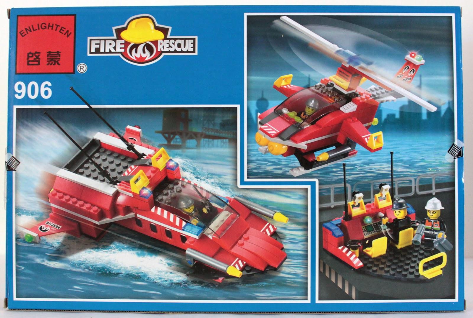 Fire Rescue Boat Lego Best Boats 2017